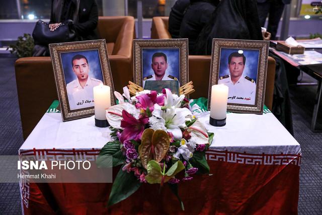 جزئیات مراسم تشییع جانباختگان سانچی در فرودگاه امام (ره) جمعه؛ روز وداع مردم با ملوانان سانچی