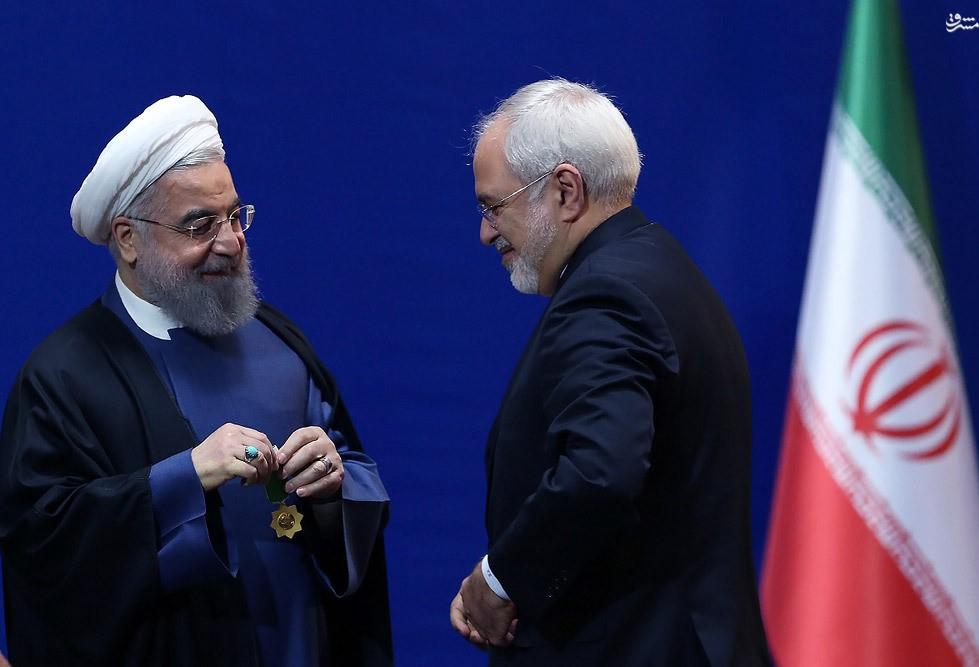 وزارت خارجه واکنش نشان داد پشت پرده شایعه استعفای ظریف به خاطر اختلاف با روحانی