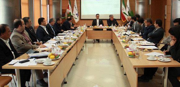 با هدف بررسی عملکرد مناطق؛ دومین مجمع فصلی بانک اقتصادنوین برگزار شد