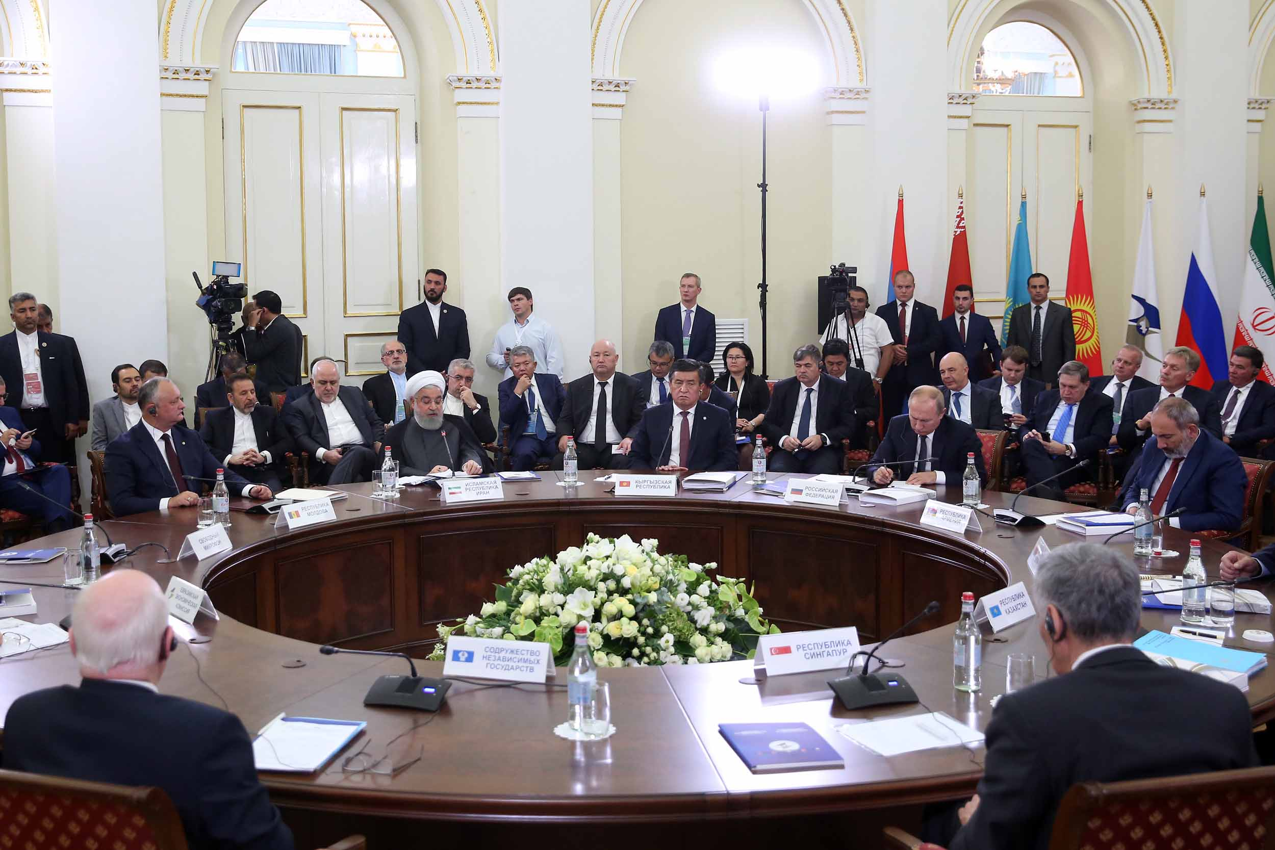 ایران از امضاءکنندگان برجام انتظار دارد در راستای اجرایی شدن آن اقدام کنند