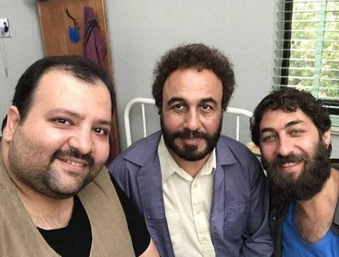 رضا عطاران و اشکان منصوری در هزارپا